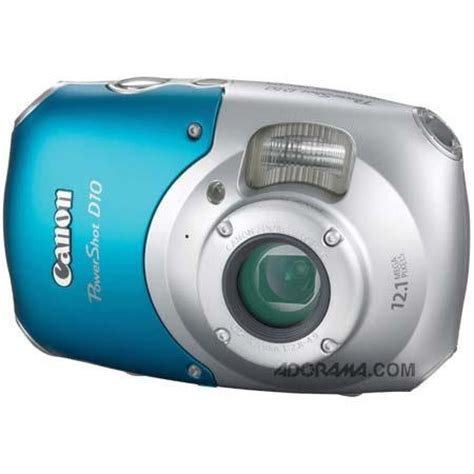 Waterproof Kamera Dslr Canon canon powershot d30 underwater digital