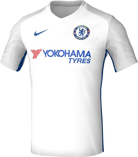 chelsea kits chelsea nike home away and third kit concepts footy