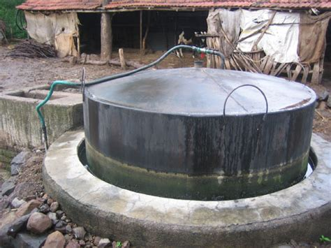 biogas generator biogas plant anaerobic digester