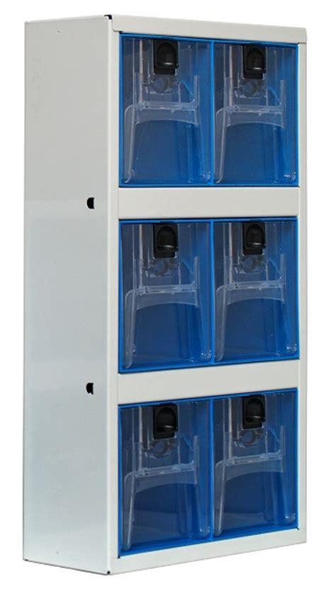 vertikale schublade schubladenbl 214 cke mit transparenten kippboxen