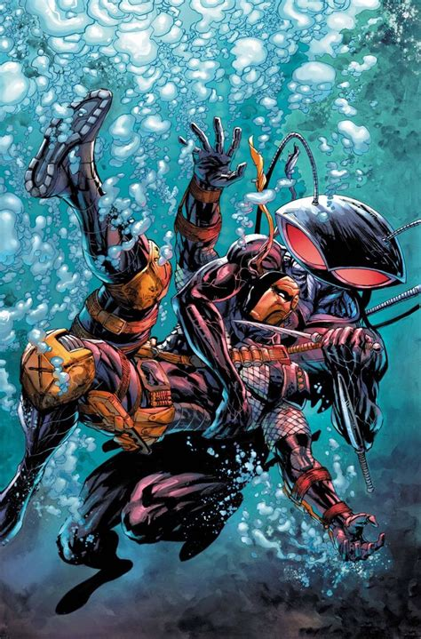 best 25 deathstroke comics ideas 25 best ideas about black manta on dc comics