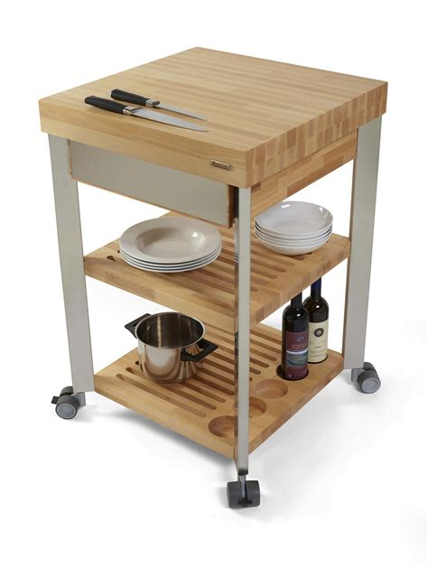 kitchen island cart butcher block butcher block on wheels upcomingcarshq com