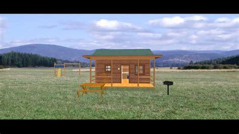 20 X 20 Log Cabin by Conestoga Log Cabin Kit Tour 20 X 14 7 Quot Boulder Lodge
