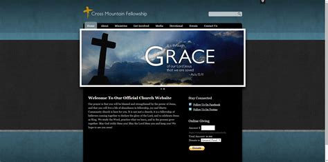 top 10 church websites