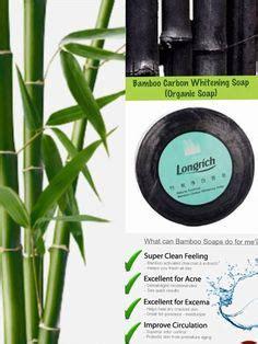 Sabun Arang Bambu Longrich Bamboo Charcoal Soap Origi Limited bamboo charcoal soap sabun arang bambu longrich longrich products charcoal soap