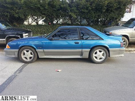 92 mustang gt armslist for sale trade 92 mustang gt