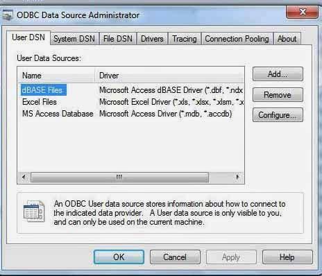 membuat koneksi database java membuat koneksi java dengan database ms access di netbeans