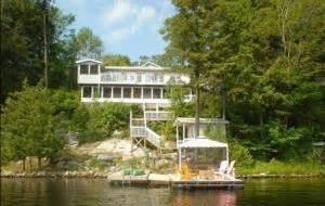 Bass Lake Ontario Cottage Rentals by Muskoka Lakes Bass Lake 5 Bedroom Ontario 5 Br
