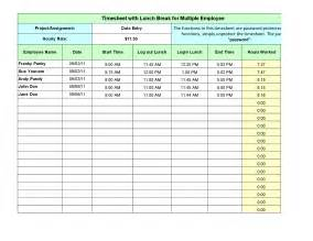 Lunch Schedule Template Excel and lunch schedule template calendar template 2016