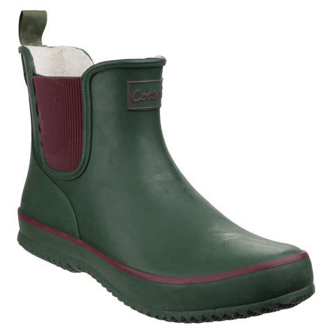 wellington boots womens cotswold womens bushy wellington boots ebay
