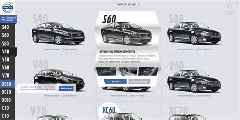 volvo vehicle locator daniel parkes ux ui designer volvo