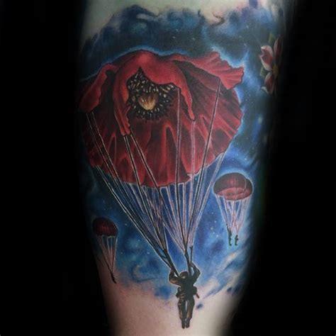 parachute regiment tattoo designs 30 airborne tattoos for ink design ideas