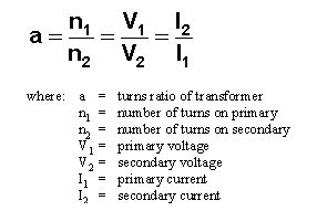transformer inductance vs turns ratio how to determine the ratio of a current transformer quora