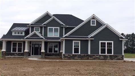 house with gray siding hardie iron gray siding house pinterest grey siding iron and gray
