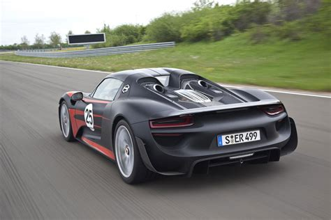 Porsche 918 Hybrid by 2015 Porsche 918 Spyder Hybrid The Simply Luxurious