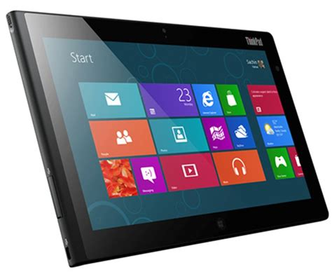 Tablet Lenovo Pro 2 lenovo thinkpad tablet 2 specifications and price details gadgetian
