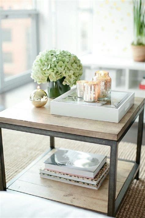 Coffee Table Accessories modern coffee table decor ideas