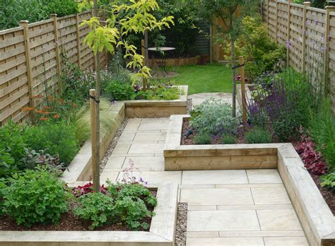 contemporary garden planting schemes planting