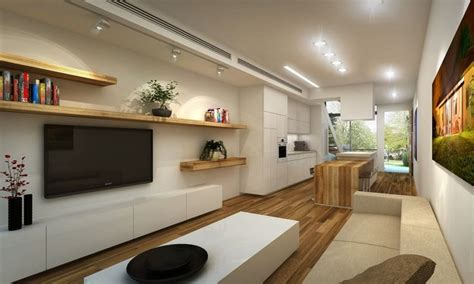 long narrow house design ideas from every angle this home is a mere 3 4 meters wide 12 meters long inbar house