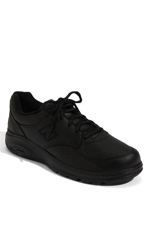 new balance 812 walking shoe in black for lyst
