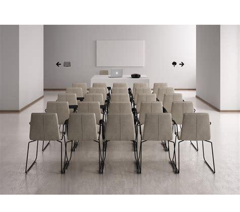 sedia riunioni sedie per sala riunioni e corsi con ribaltina leyform