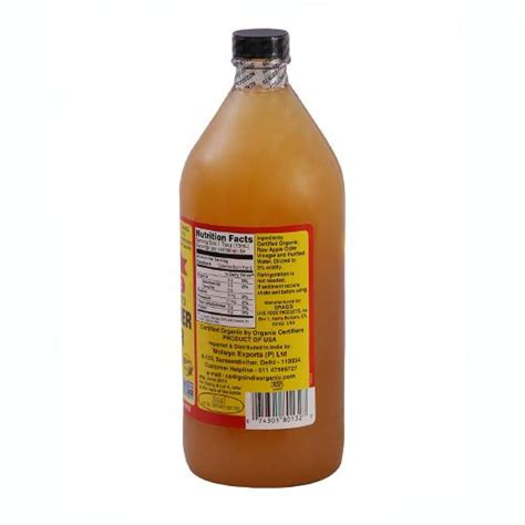 Apple Cider Vinegar 946 Ml buy bragg organic apple cider vinegar 32 oz 946 ml