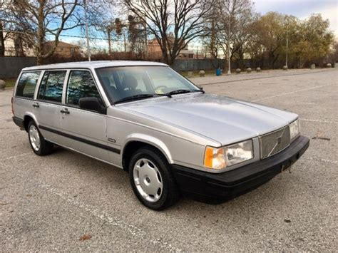 1992 volvo 740 wagon 114k mls mint condition
