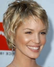 hair style for thin short hairstyles and cuts short haircuts for fine hair 132