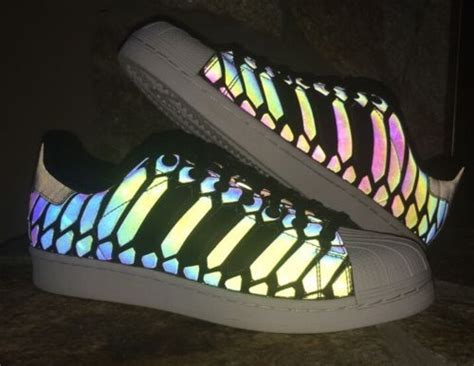adidas original superstar ii xeno reflective snakeskin multi color 279 00 adidas originals