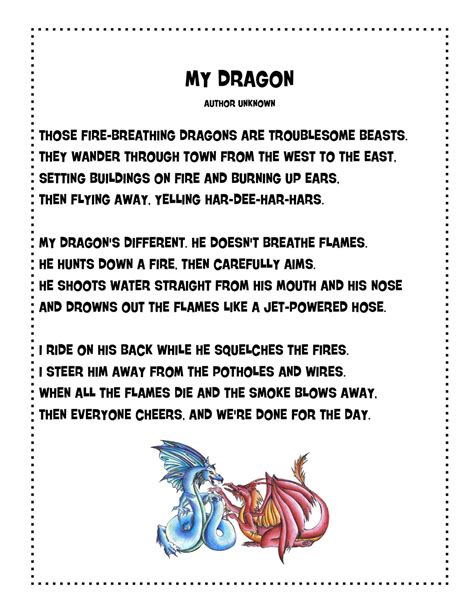 new year poems about dragons search results for poems ks2 calendar 2015