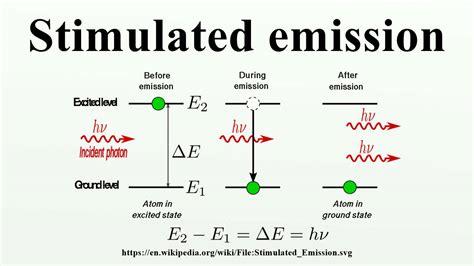laser diodes stimulated emission stimulated emission