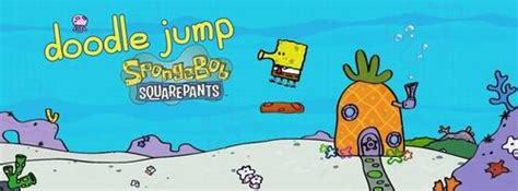 doodle jump daily revenue nick and lima sky unveil doodle jump spongebob the