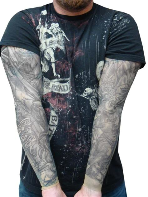 tattoo sleeve shirts amazing pictures must seen shirts