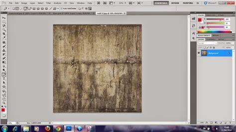membuat desain jam dinding dengan photoshop tutorial cara membuat desain gambar kaos horor dengan