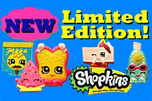 what to do when you buy a new car shopkins new limited edition shopkin and frozen
