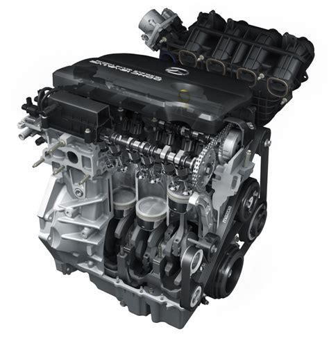 mazda  sedan  liter  cylinder engine picture pic image
