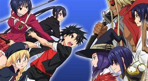 anime uq holder sub indo meownime portal download anime sub indo