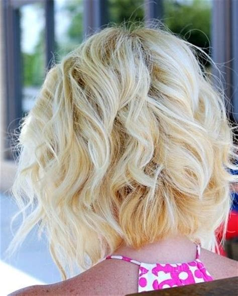 angled bob medium curly 17 medium length bob haircuts short hair for women and