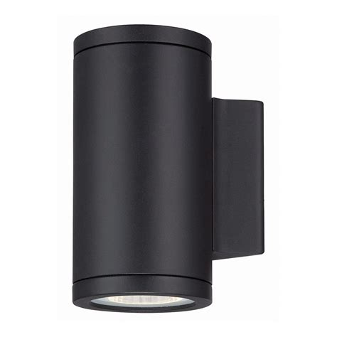 Led Outdoor Wall Sconces by Philips Fl0008030 Rox Led Outdoor Wall Sconce The Mine