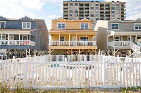 Myrtle Beach Vacation Rentals Absolute Bliss Myrtle Myrtle Cherry Grove House Rentals