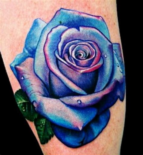 blue rose tattoo meaning blue designs and ideas blue