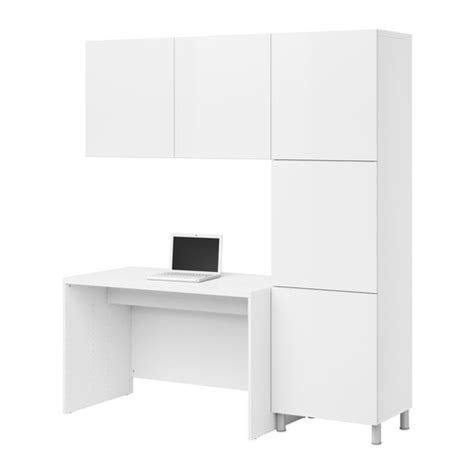 Besta Desk Combination ikea affordable swedish home furniture ikea