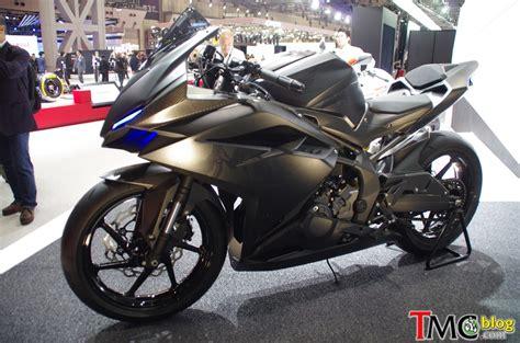 honda cbr 250 rr honda cbr250rr concept showcased at the 2015 tokyo motor