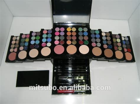 Make Up Wardah Fullset complete makeup kit cosmetic box set buy complete makeup