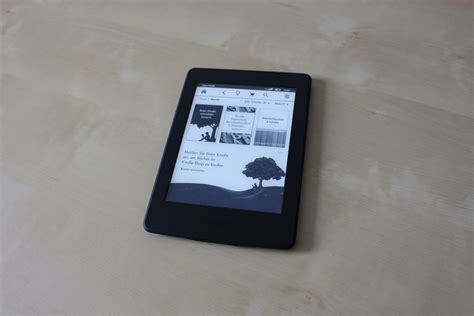 amazon kindle paperwhite 3 2015 review youtube test amazon kindle paperwhite 2015 newgadgets de