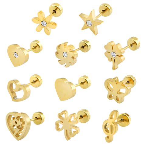 popular baby earrings buy cheap baby earrings