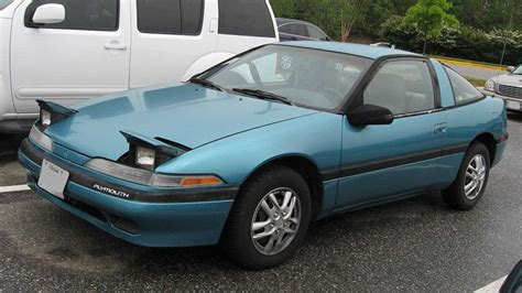 1994 plymouth colt 1994 plymouth colt information and photos zombiedrive