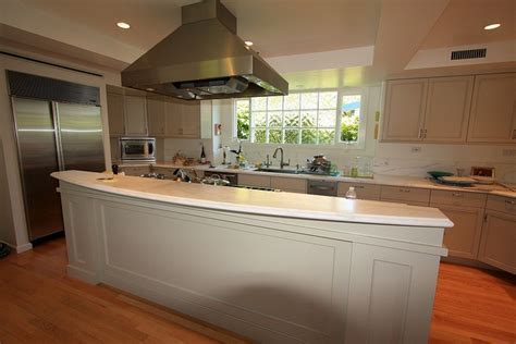 Kitchen Island stove top and seating   Kitchen Remodel