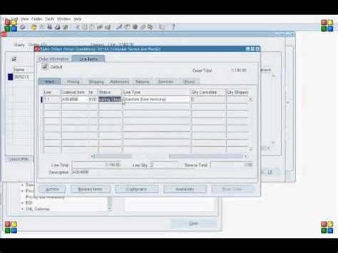 oracle tutorial mp3 order to cash o2c flow in oracle applications youtube