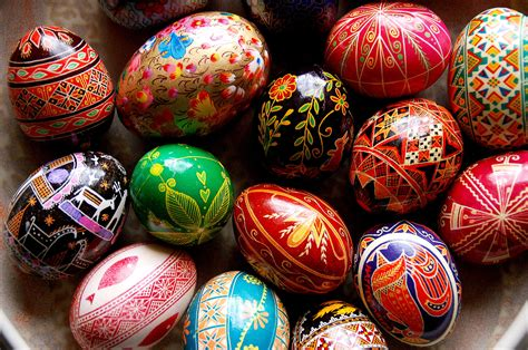 easter egs easter egg art hatched from an ancient tradition to